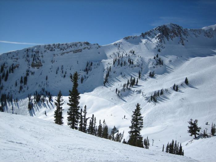 11. Utah's Ski Resorts