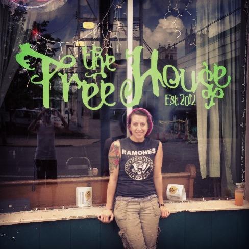 14. The Treehouse (Zanesville)