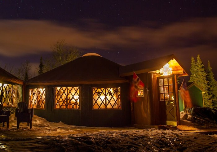 12. The Viking Yurt, Park City
