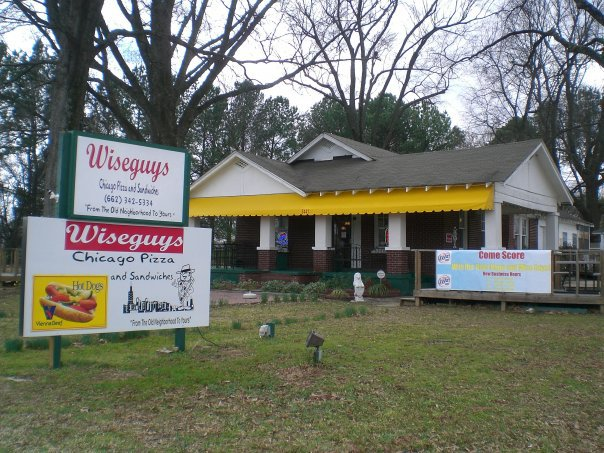 9. Wiseguys Chicago Pizza and Sandwiches, Horn Lake