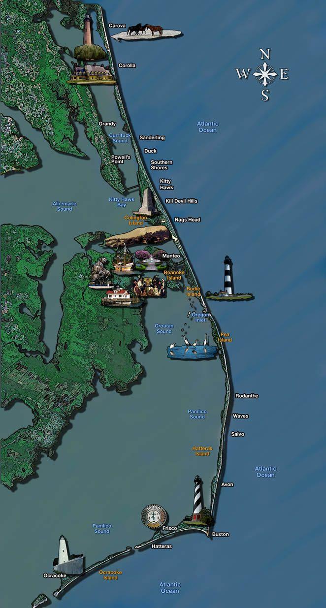 15 Maps Of North Carolina
