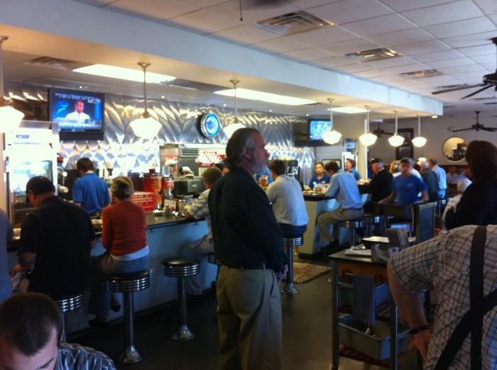 9. Blue Plate Cafe - Huntsville, AL