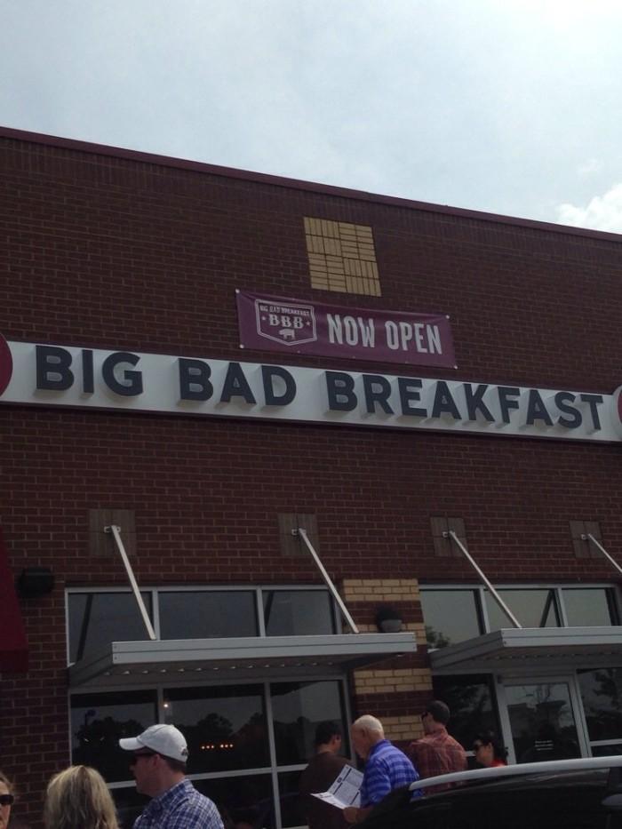 11. Big Bad Breakfast - Birmingham, AL