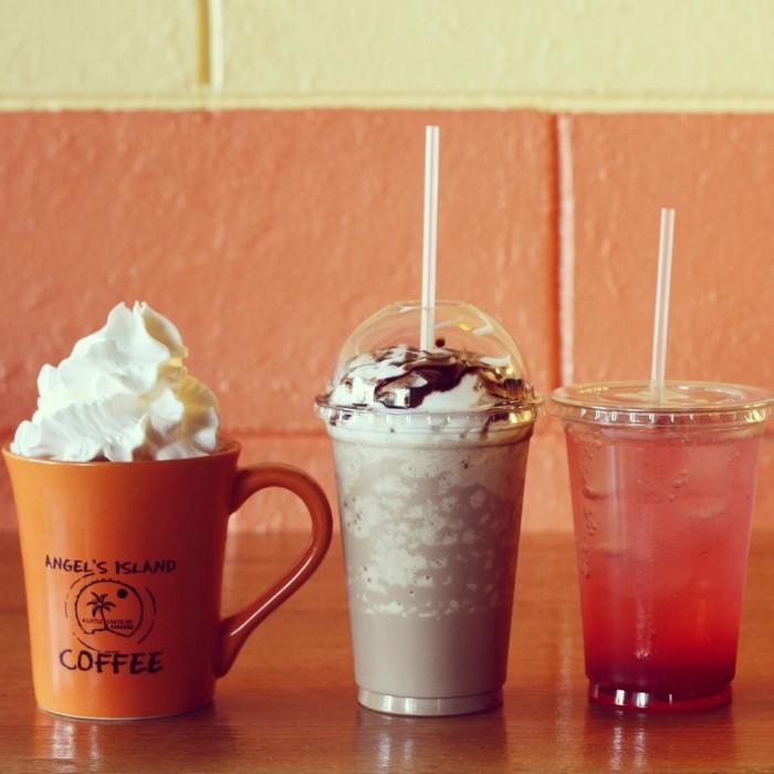 Angel S Island Coffee Huntsville Al