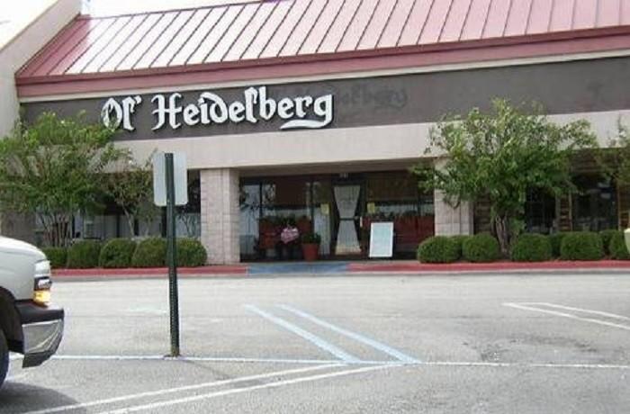 10. Apple Strudel / Ol' Heidelberg - Huntsville, AL