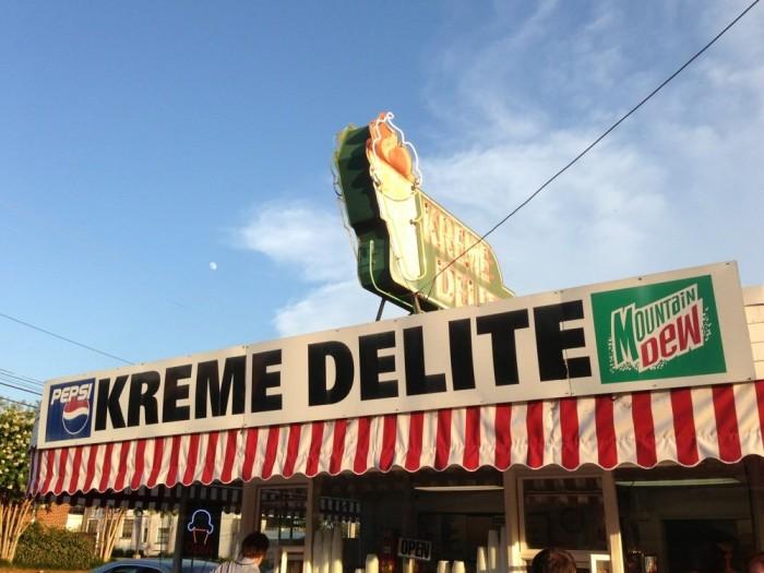 5. Cherry Sundae / Kreme Delite - Athens, AL