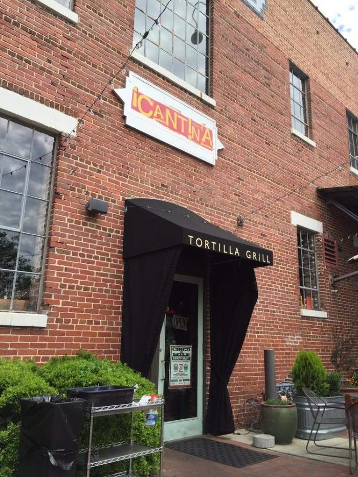 4. Cantina Tortilla Grill - Birmingham, AL