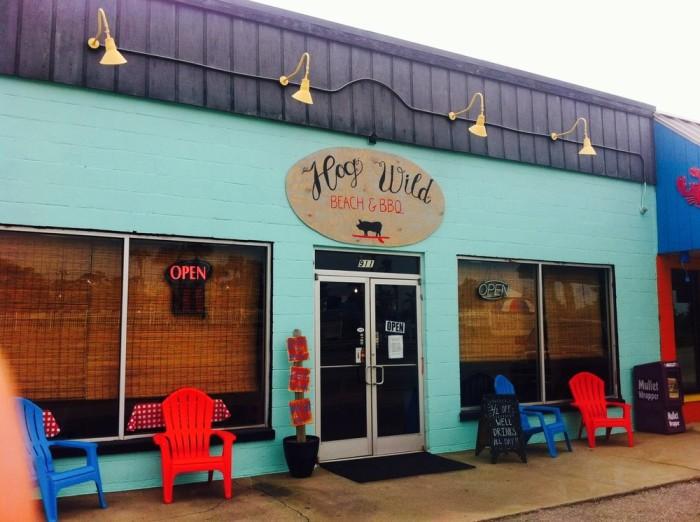 5. Hog Wild Beach & BBQ - Gulf Shores, AL
