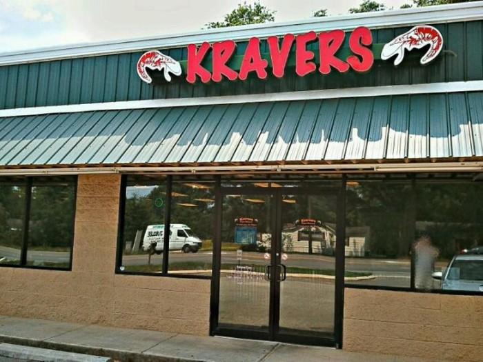 Kravers Seafood Restaurant Daphne Al
