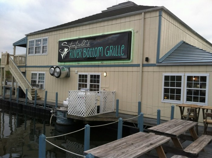 8. Stanfield's River Bottom Grille - Florence, AL
