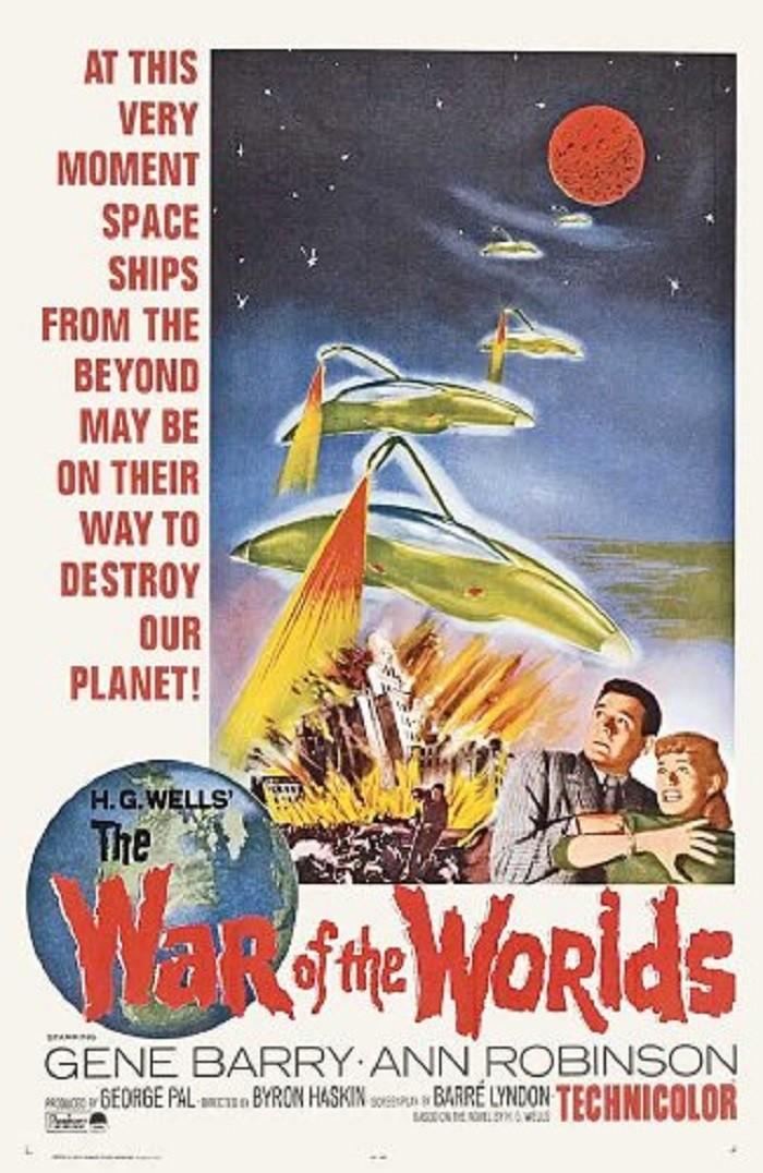 "2. ""War of the Worlds"" Radio Hoax"