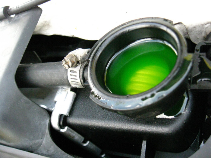 7. If winter is coming, I better check my car's antifreeze.