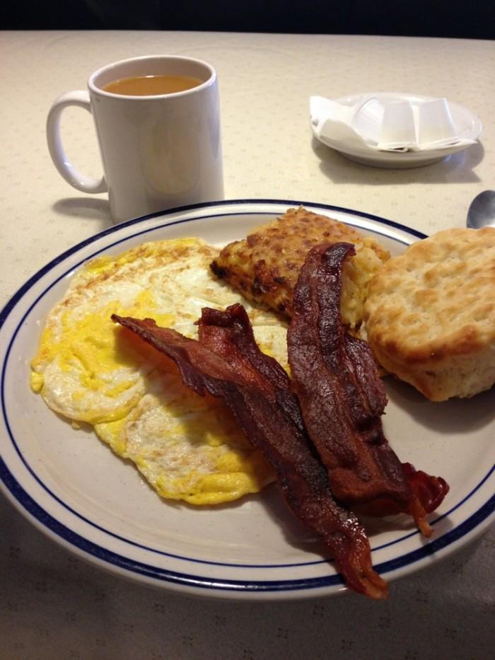 AL breakfast 11.11