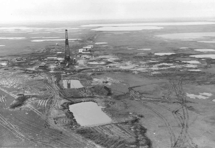 3) Prudhoe Bay Oil Spill