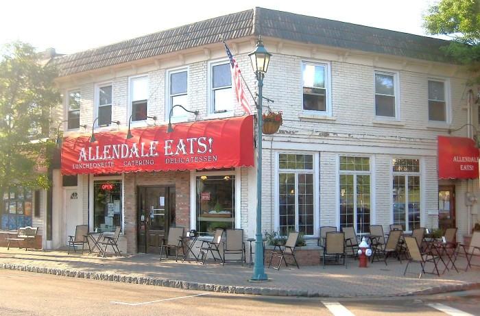 1. Allendale Eats, Allendale