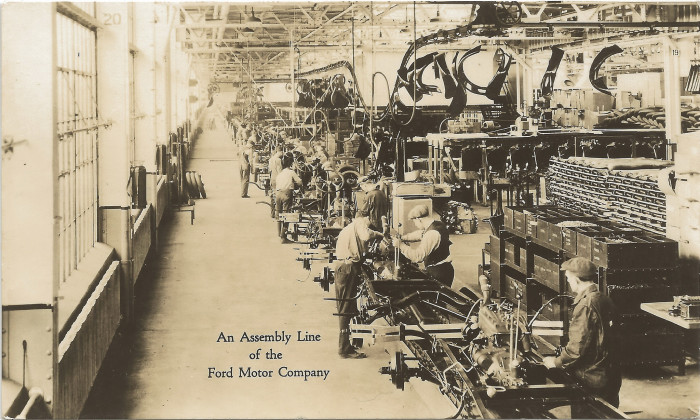chapter 5 ford motor company internal