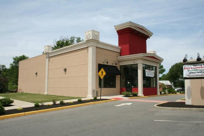 3. Amy's Omelette House, Cherry Hill/Long Branch/Burlington