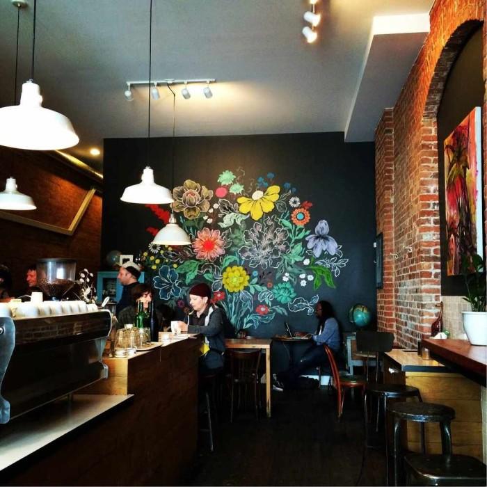 16) Astro Coffee, Detroit