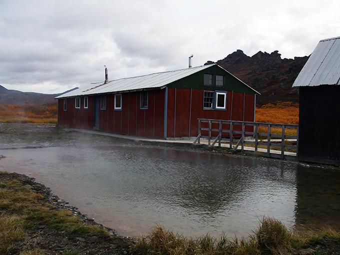 7) Serpentine Hot Springs, Shishmaref.