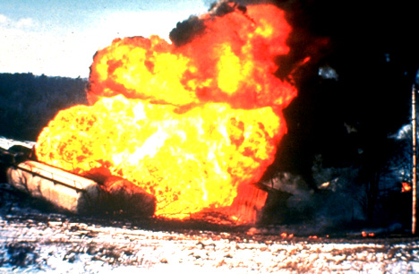 4. Natchitoches, LA: March 4, 1965 – Largest Natural Gas Pipeline Disaster In U.S. History