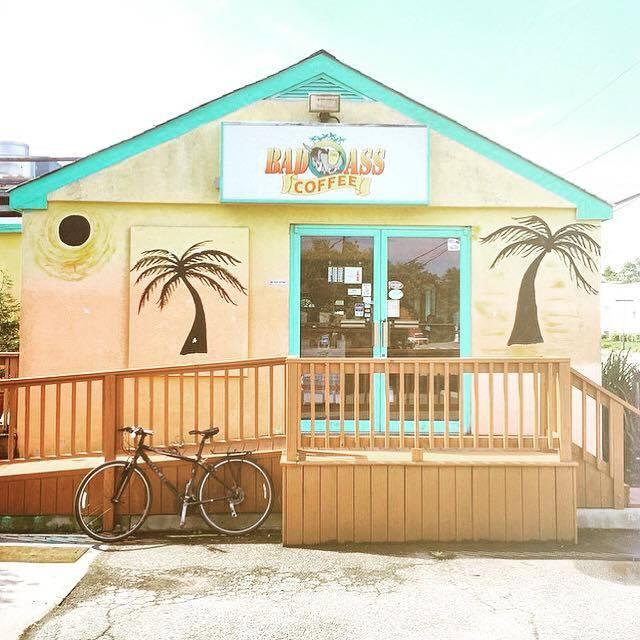 2. Bad Ass Coffee, Virginia Beach
