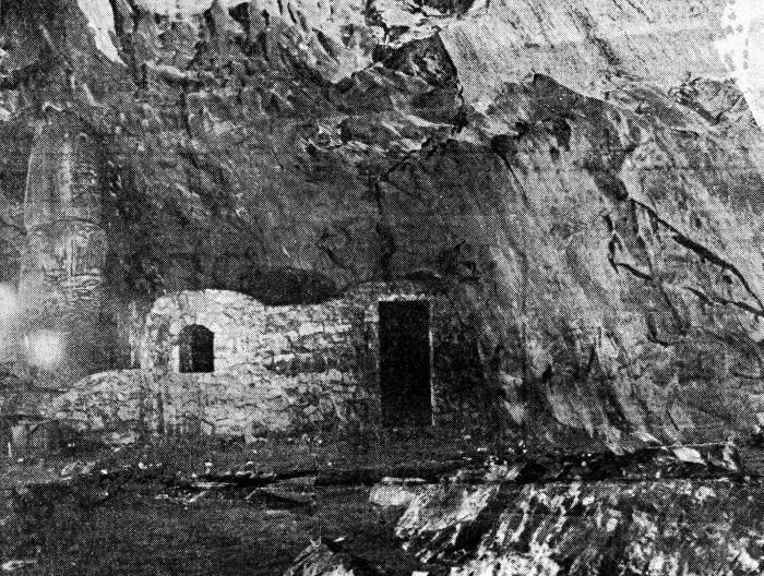 Bangor Cave 1