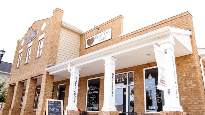 7. Bean Tree Café, Lynchburg