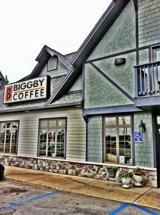 14) Biggby, Gaylord
