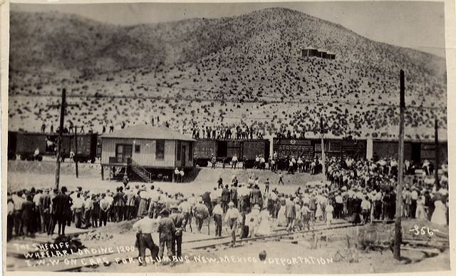 2. In 1917, the Jerome and Bisbee Deportations occurred, which involved the illegal kidnapping and deportation of hundreds of striking miners by mining corporations.