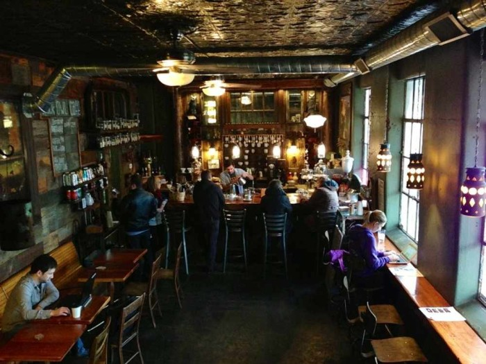 13) Black Owl Cafe, Kalamazoo