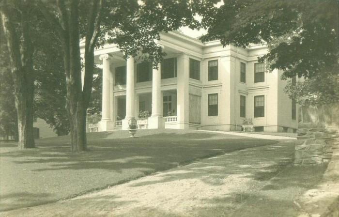 11. The The Williamson House in Belfast (circa 1920)