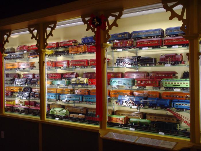 9. Bluegrass Railroad Museum