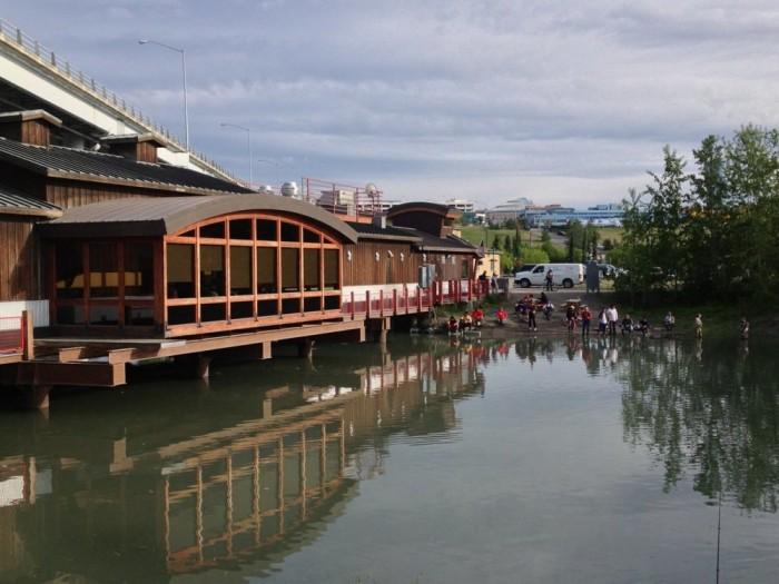 9) Bridge Seafood, Anchorage.