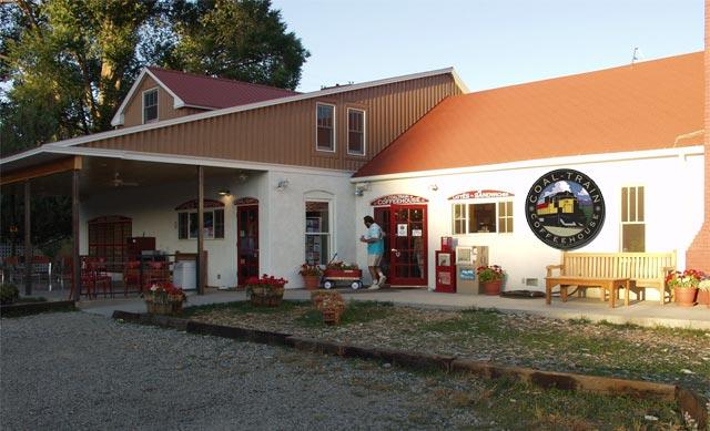 9. Coaltrain Coffeehouse (Hotchkiss)