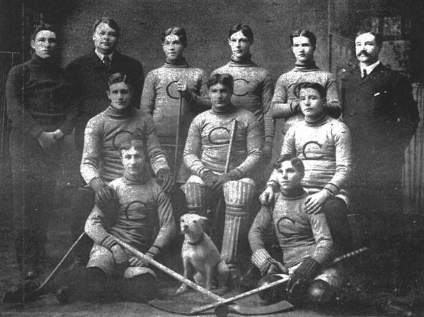 9) Birthplace of Organized Professional Hockey
