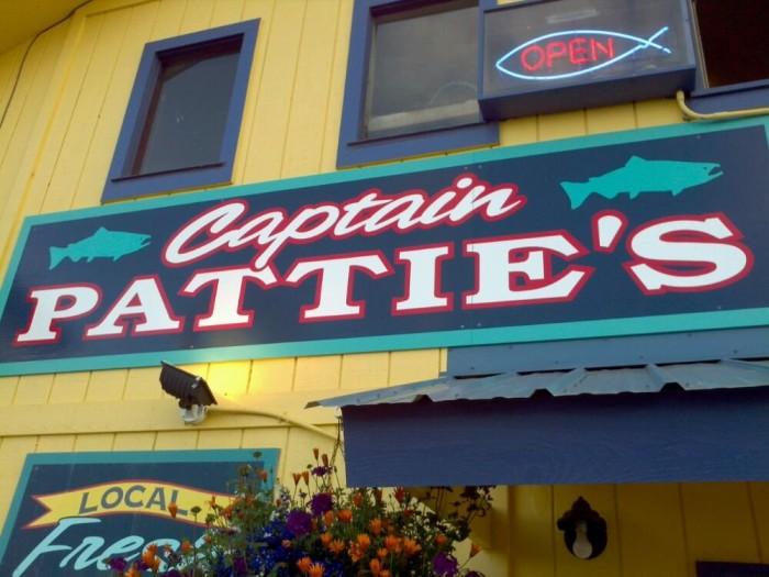6) Captain Pattie's, Homer.