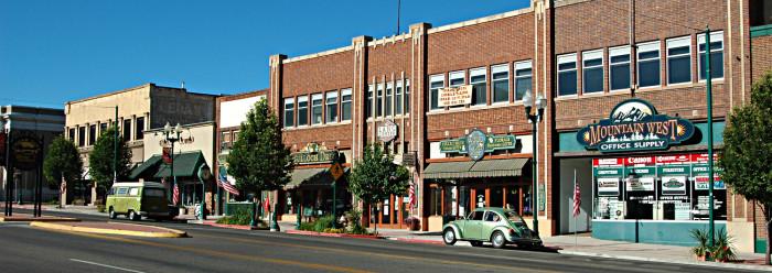 2. Cedar City