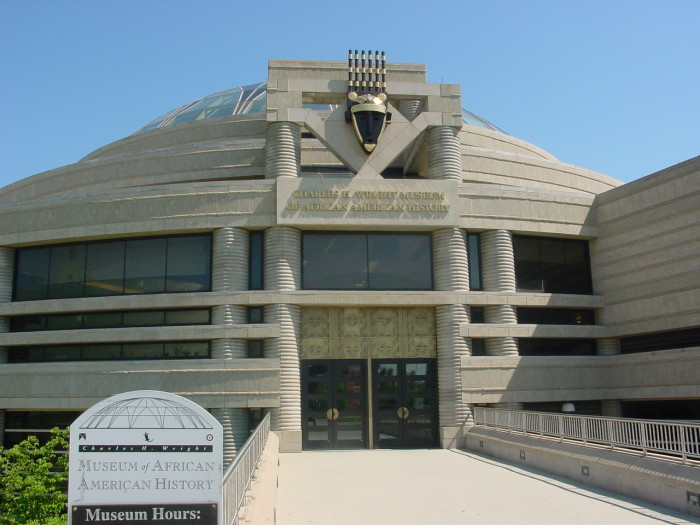 Charles H Wright Museum of African American History