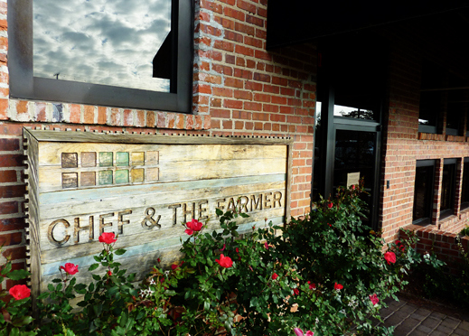 3. Chef & The Farmer, Kinston