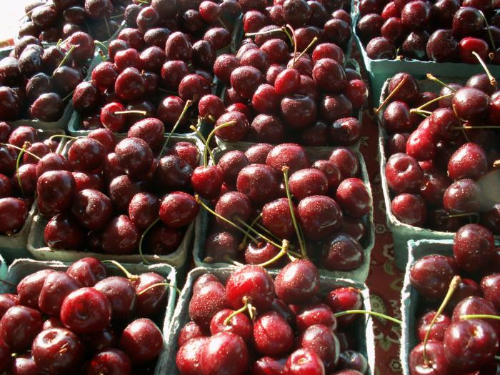 9) Cherries