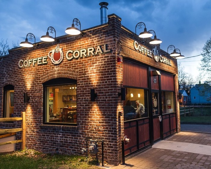 12. Coffee Corral, Red Bank