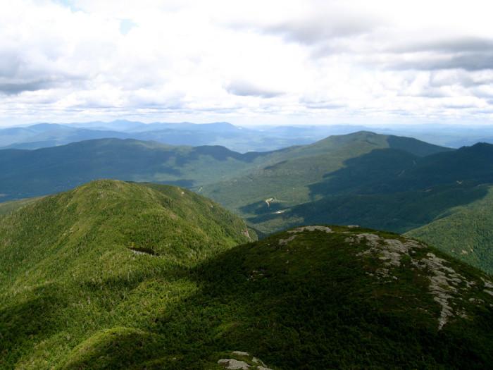 G – Green Mountain State.