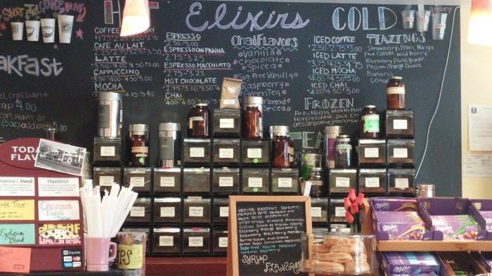 7. Cool Beans, Oradell