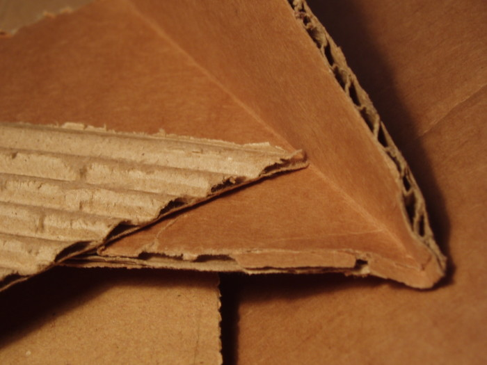 10. Bring cardboard to put under your feet at outdoor events and stay warm!