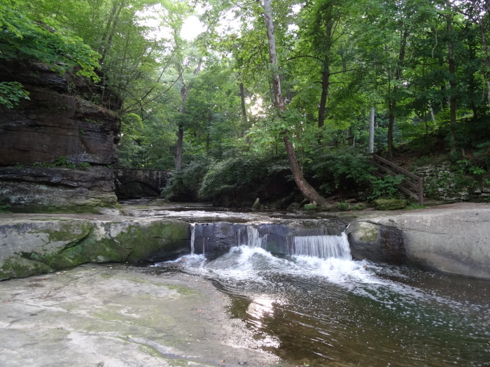 6. Scum Park (Olmsted Falls)