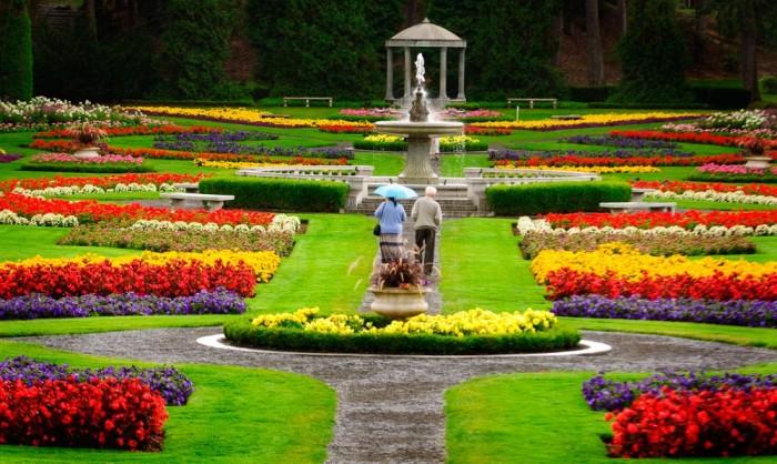 3. Duncan Gardens, Spokane