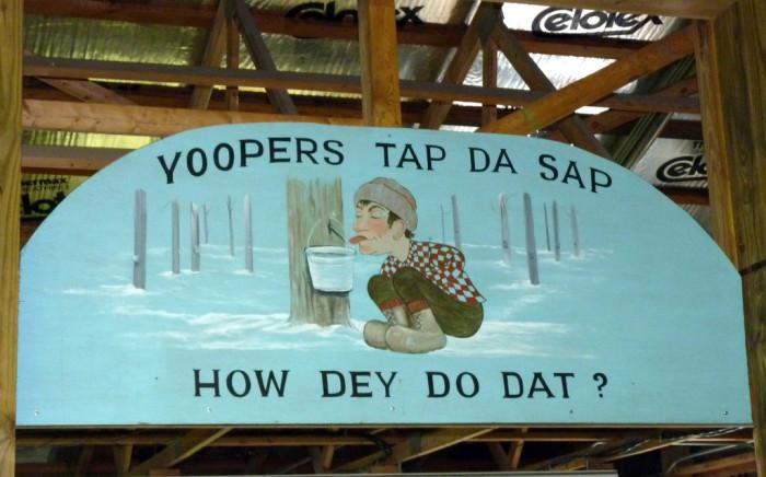 8) Da Yoopers