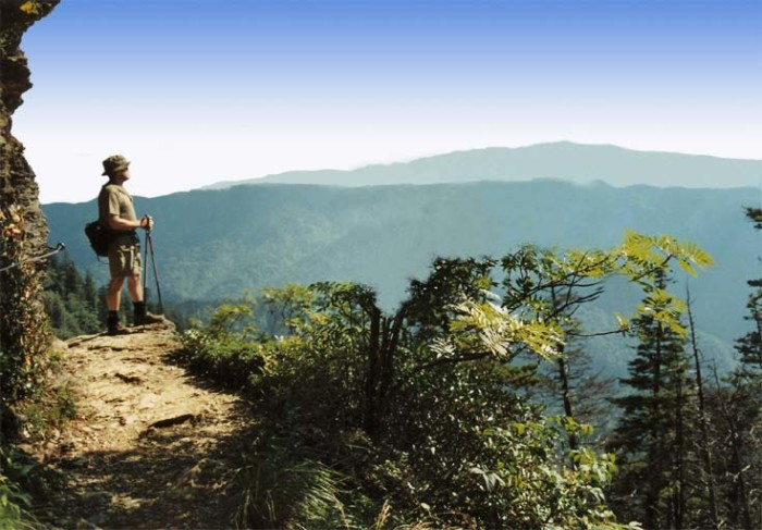 8. Mt. LeConte, Great Smoky Mountains