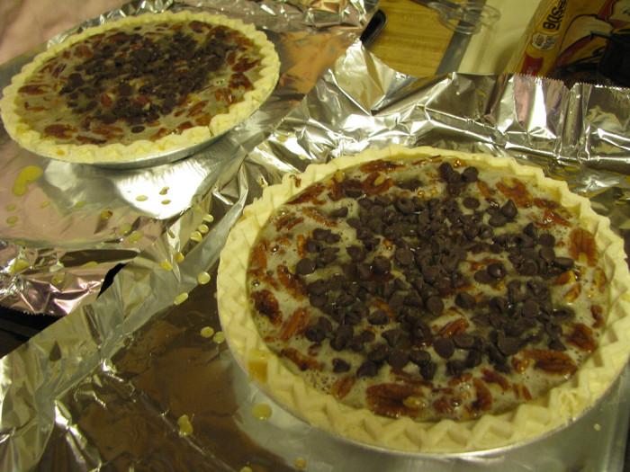 4. Derby or Thoroughbred pie