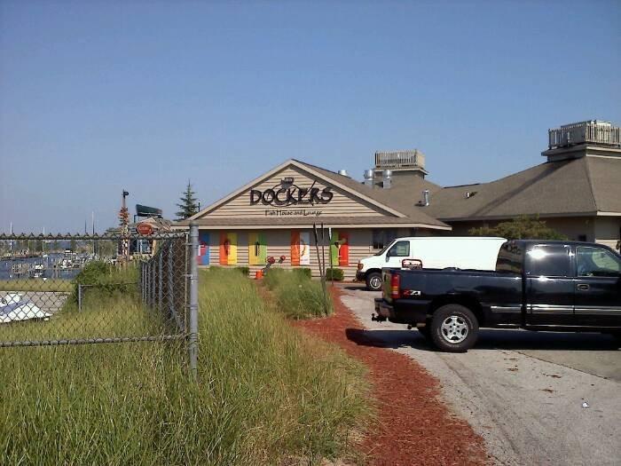 2) Dockers Fish House & Lounge, Muskegon